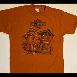 Harley-Davidson HillBilly Gatlinburg TN Shirt